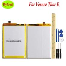 Dygod 5020 MAh Pin MTK6753 Cho Vernee Thor E Pin Thay Thế Chất Lượng Cao BATERIA Thông Minh Cho Điện Thoại Vernee Thor E
