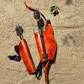Кожаный охотничий мешок для стрельбы из лука колчан стрелы для лука и стрел Рекурсивный лук сумка держатель стрел
