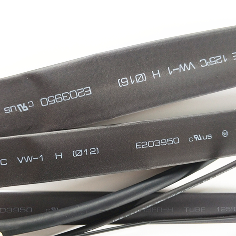 1 M/lot 2:1 Black 12mm 15mm 16mm 18mm 20mm 25mm Diameter Heat Shrink Heatshrink Tubing Tube Sleeving Wrap Wire High Quality