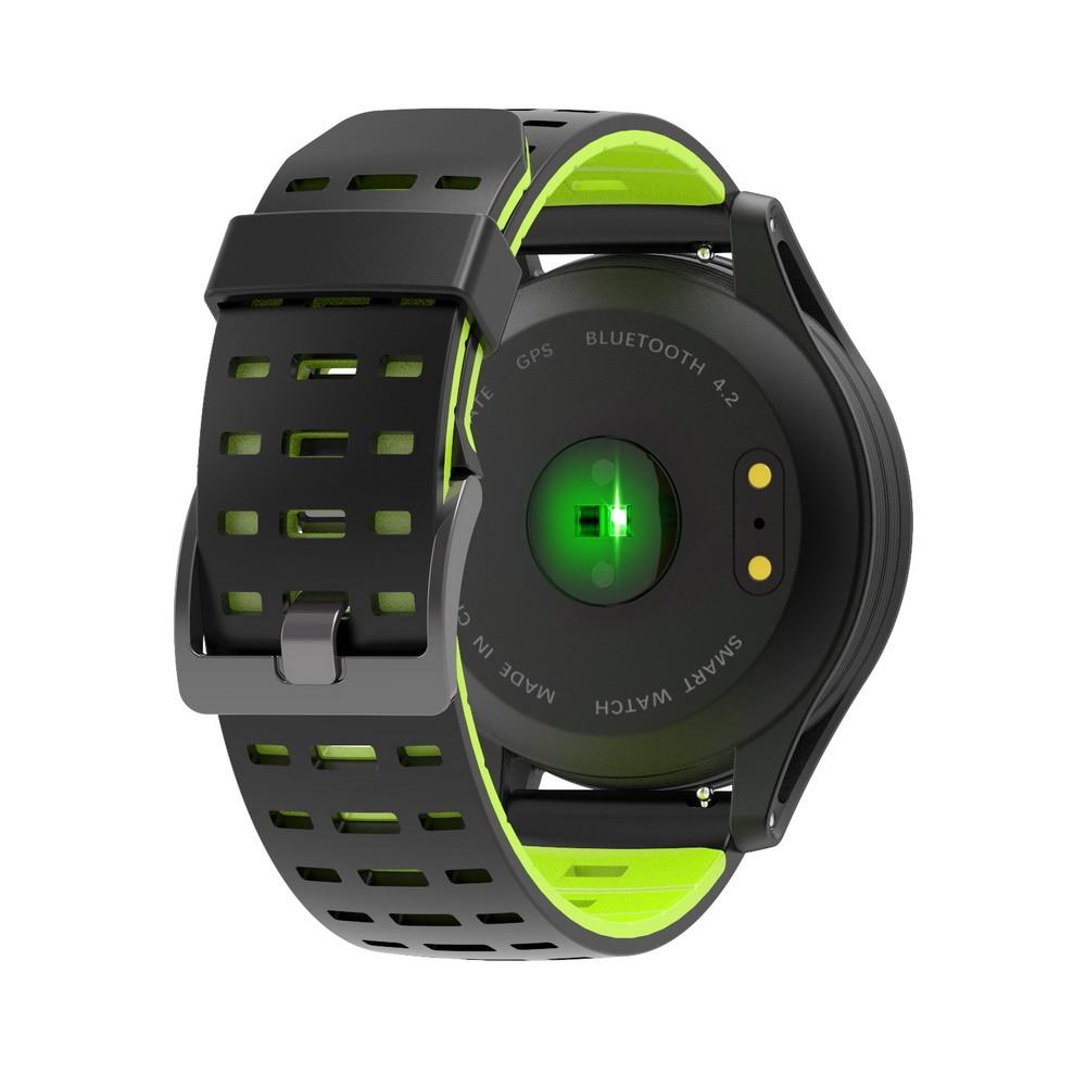 HTB1UJvAXH1YBuNjSszeq6yblFXal - Smartwatch F5 GPS Heart Rate Monitoring Bluetooth Sport 2018 Model