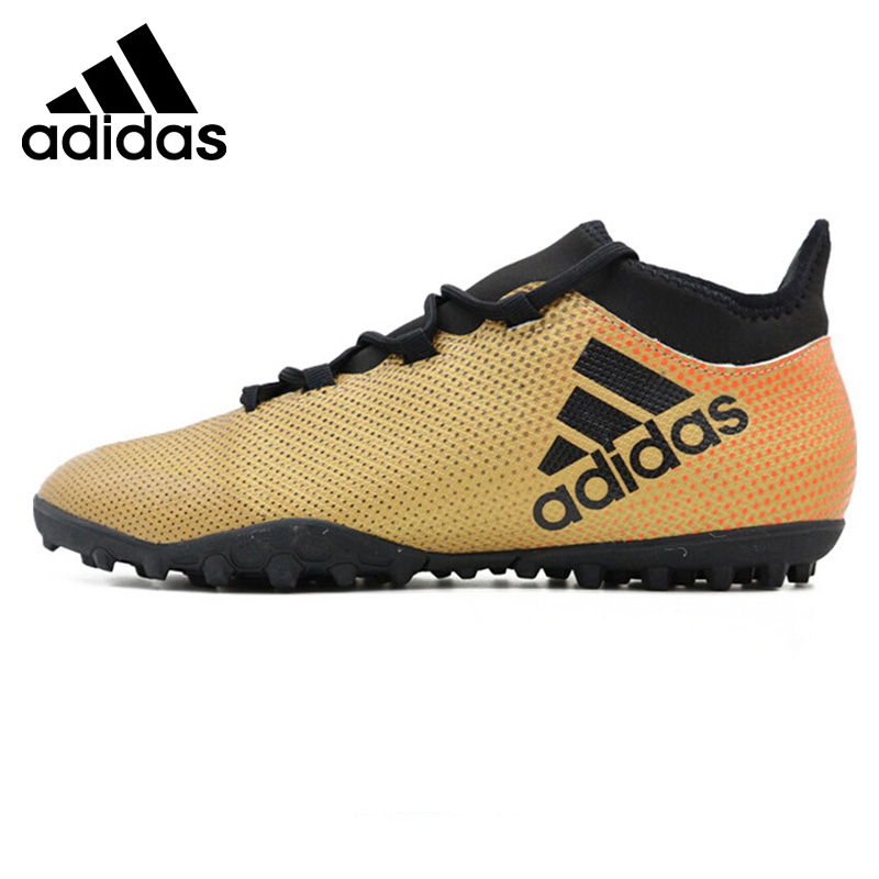 02b4f2e2ea9 Originele Nieuwe Collectie 2018 Adidas X TANGO 17.3 TF mannen Voetbal/Voetbal  Schoenen Sneakers