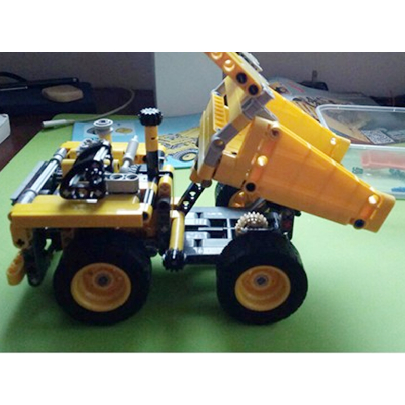 Mining Toys For Boys : Aliexpress buy decool mining truck building