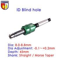 Roller Burnishing Tool (Roller diameter 8.0 8.8mm) for ID Blind Hole