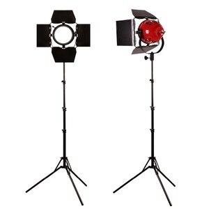 Image 2 - Gskaiwen CRI Cao 92 + Tặng Đèn LED Chụp Ảnh Đèn Camera Đèn Phòng Thu Chuyên Nghiệp Tripod Độ Sáng Điều Chỉnh Video Lấp Đầy Ánh Sáng Bộ