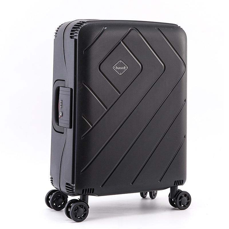 20,24, 28 Pouce de Roulement Bagages Voyage Valise Cas D'embarquement bagages Cas Femmes Tourisme Mener Sur Sac Chariot Sur Universel roues