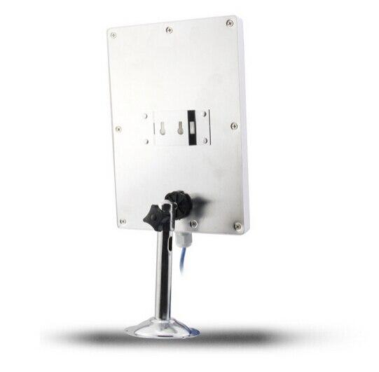 Usb wi-fi adaptador alfa 039 h pannel chipset 3070 58dbi antena ao ar livre antena wi-fi à prova d' água de alta potência sem fio adaptadores de cartão