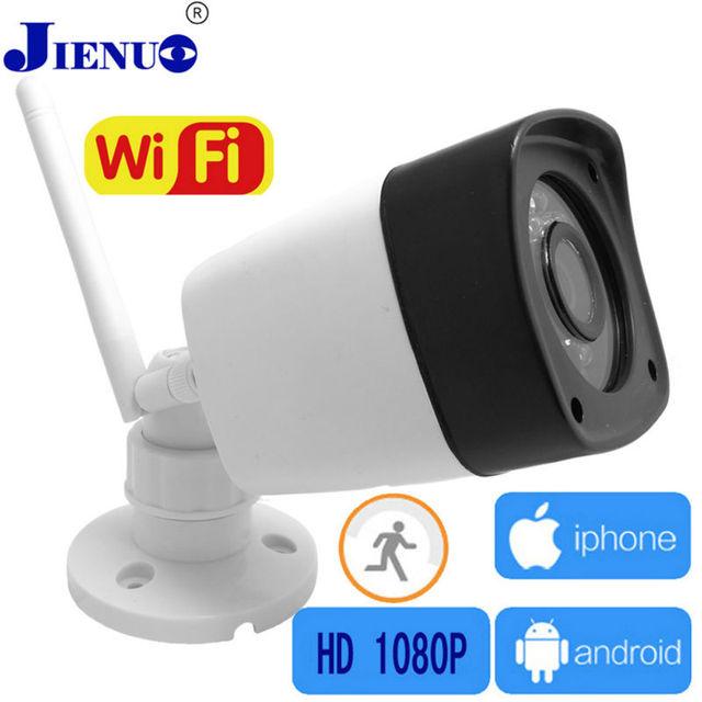 1080 P Câmera Ip WIFI Câmeras de Vigilância Sem Fio HD Câmera de Vídeo Em Casa Segurança Onvif P2P câmera de Rede de Infravermelho Night Vision Cam