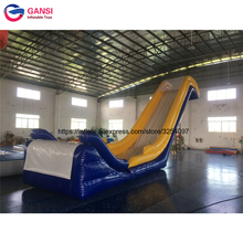 Water Slide For Water Park Toys Inflatable floating water slide for boat , inflatable yacht slide , water slide boat inflatable floating water game cheap inflatable water park for sale