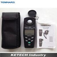 TENMARS TM 205 Medidor de Luz Digital com Sobrecarga e Baixa Indicação Da Bateria light meter light with battery light battery -