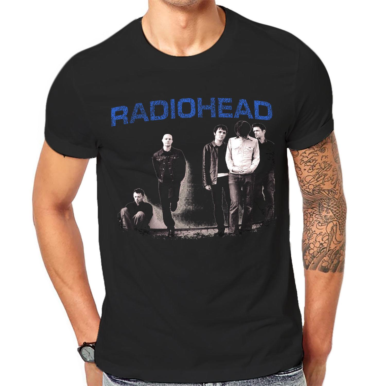 A-ABDNDN Fashion Radiohead 2017 Sweater for Mans Black