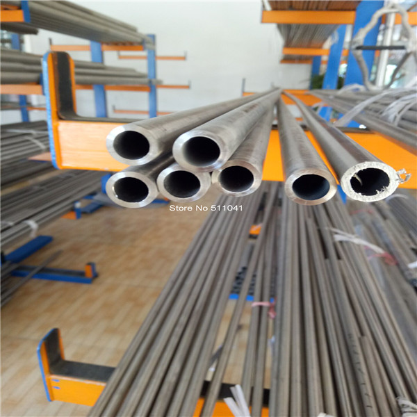 Titanium Tube Gr2 Outer diameter of 22mm Wall thickness 2mm Length 1.2m ,4 units ,free shipping