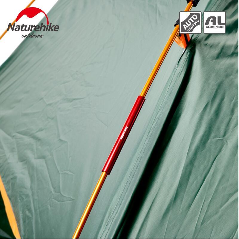 Naturehike 4db / csomag Alumínium ötvözet sátor Pólus - Kemping és túrázás - Fénykép 4
