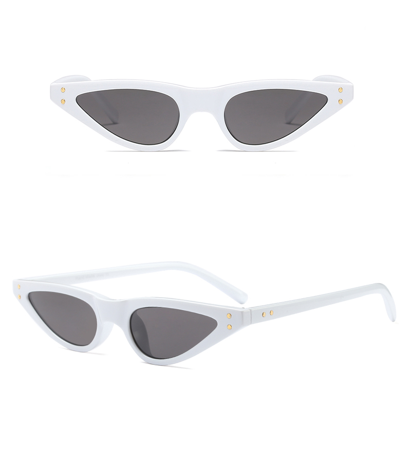 small sunglasses women cat eye vintage 9175 details (8)