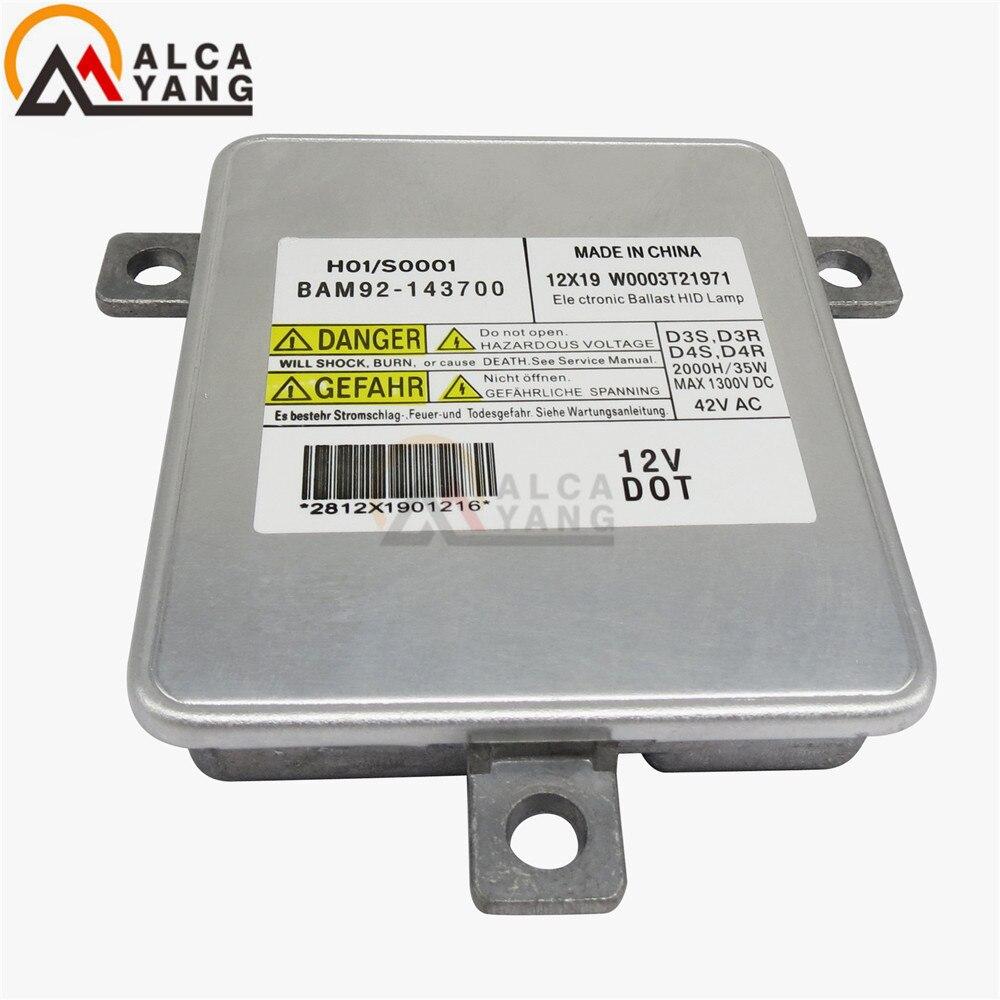 New For 11-17 Chrysler 300 Xenon Headlight Ballast HID Control Unit Module Computer W0003T21971