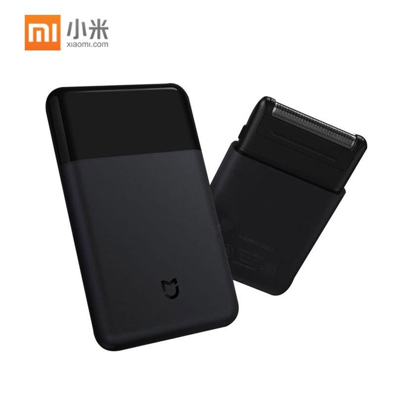 Xiaomi MIJIA Électrique Rasoir pour hommes Smart Mini Portable Rasoir Entièrement En Métal Corps tondeuse Sans Fil Rasoirs Hommes Voyage