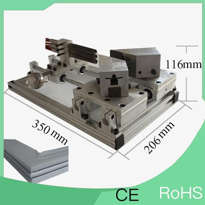 Micro Portable Refrigerator Door Gasket Welding Machine For Commercial Household