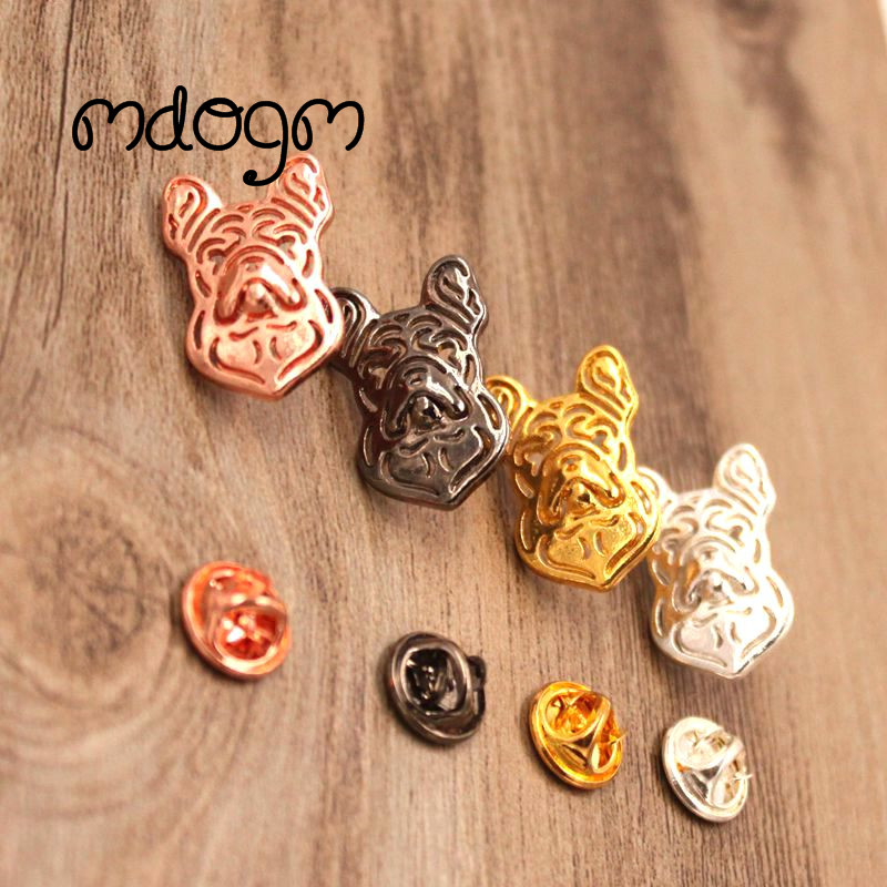 Mdogm Brooches Pins Jewelry Suit Cute Funny Metal Small Men