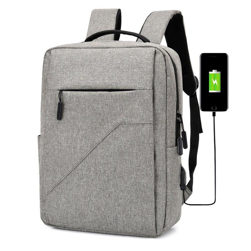 HIFAR 2019 New Laptop Usb Backpack School Bag Rucksack Anti Theft Men Backbag Travel Daypacks Male Leisure Mochila