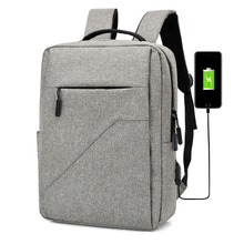 цена на HIFAR 2019 New Laptop Usb Backpack School Bag Rucksack Anti Theft Men Backbag Travel Daypacks Male Leisure Backpack Mochila