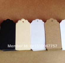 wholesale blank kraft hang tag size :4.5x9.5cm price cheap $0.035/pcs Custom Logo Moq:1000 Logo cost extra $50 for one colour