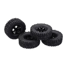 1/16 Racing Rim Tires 4WD Toy Car Wheel RC Vehicle Off Road Replacement Non Slip For WPL C34 B16 B24 B36 C14 C24