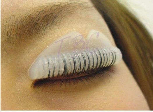 50pairs,Root Lifting Eyelash Perming Silicone Eye Shield Pads ...