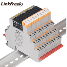 MPD24D2/24BPT 10pcs Smart Auto DC DC SSR Solid State Relay Din Rail 24V DC 2A Plug-in Spring Voltage Relay Switch Module & Board original 6es7215 1hg40 0xb0 simatic s7 1200 cpu new 6es72151hg400xb0 14 di 24v dc 10 do relay 2a 125kb 6es7 215 1hg40 0xb0