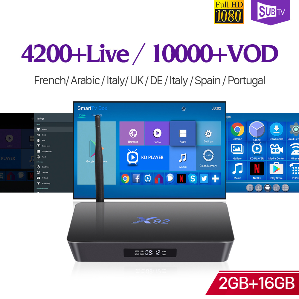 Worldwide delivery android tv box x92 in NaBaRa Online
