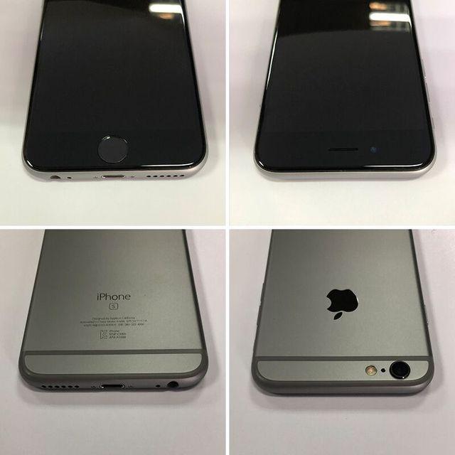Unlocked Apple iPhone 6S WIFI Dual Core smartphone 16G/64G/128GB ROM 4.7″ display 12MP 4K Video iOS LTE fingerprint phone