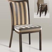 wholesale quality luxury strong  woodgrain aluminum banquet chairs LQ-L800