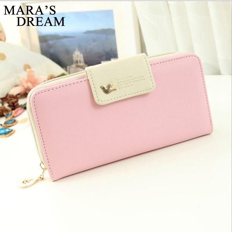MARS DREAM Naiste rahakott, 4 värvivalikut 3