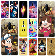 Hot Gravity Falls Anime Soft Silicone Fashion Transparent Case For OnePlus 7 Pro 5G 6 6T 5 5T 3 3T TPU Cover