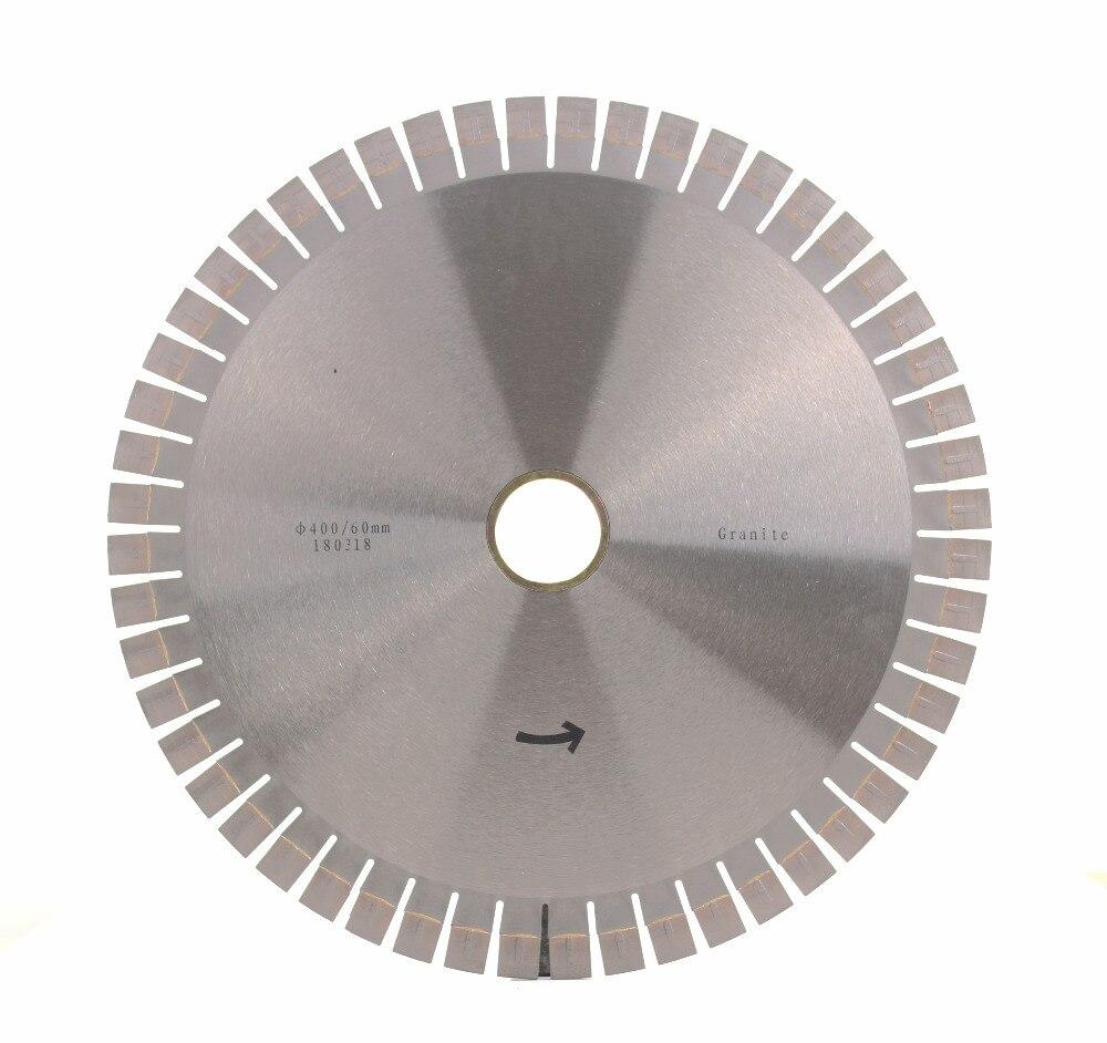 DC SGSB16 D400mm normal core diamond saw blade for granite