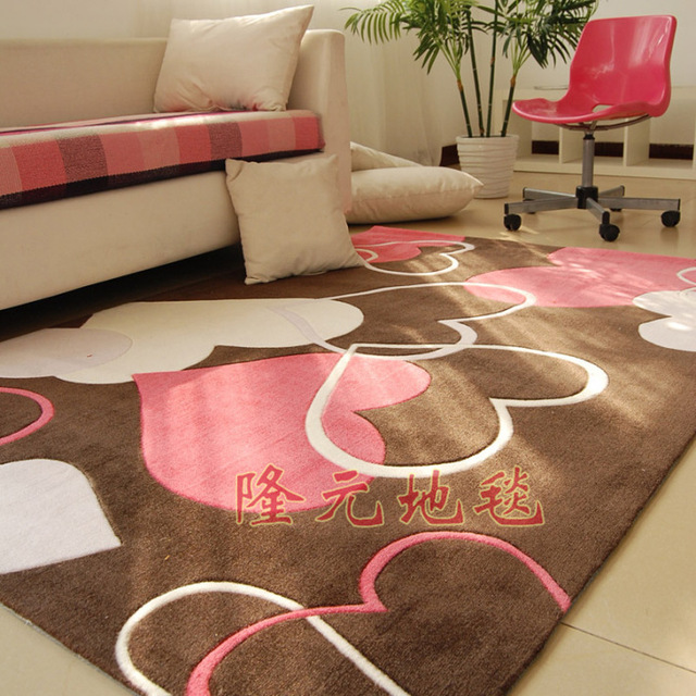 Handmade New City Brand Contemporary Modern Area Rugs For Home Living Room Bed