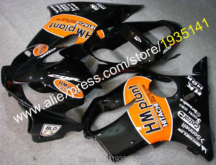 Hot Sales,For Honda CBR 600 F4i 2001 2002 2003 CBR600 F4i 01 02 03 CBR 600F4i ABS Plastic Body Fairing Set (Injection molding) bodywork fairing injection molding various color flame painted for honda cbr600 f4i usa cbr600f fs europe 2001 2002 2003 new