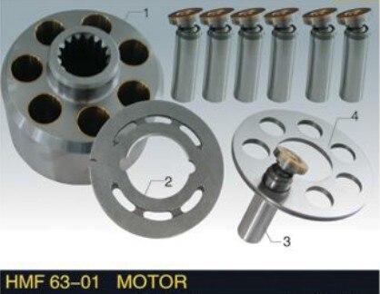 Hydraulic Motor Parts Good Quality Linde HMF63-01 cylinder block valve plate