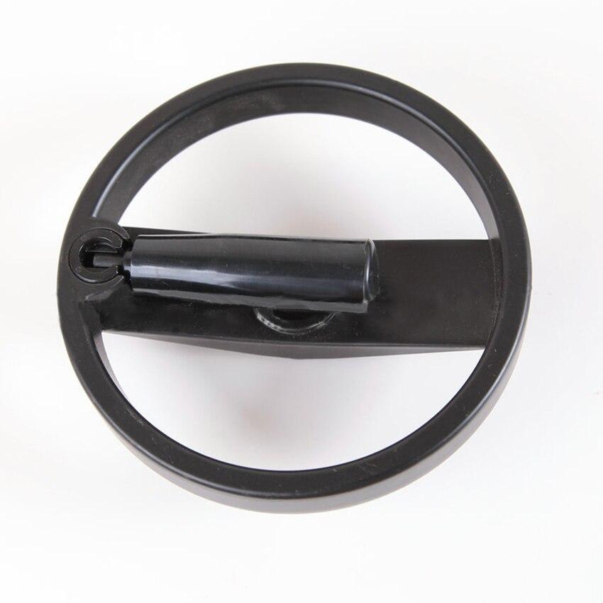 Твердый алюминиевый сплав маховик складной двойной спиральный маховик для фрезерного станка токарный станок с ЧПУ 12*100/12*125/16*160/18*200