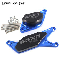 For SUZUKI GSX S750 GSXS750 GSX S 750 GSX S750 2015 2016 2017 2018 Motorcycle Engine Crash Guard Stator Cover Slider Protector