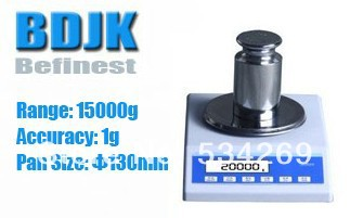 15000g Electronic Balance 1g Scale Measuring Scale Large Range Balance and Weight Balance 200000g electronic balance measuring scale large range balance counting and weight balance with 10g scale