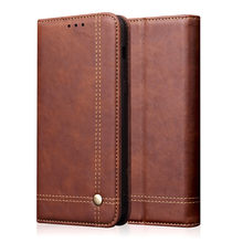 Redmi 7A casing for xiaomi redmi 7 7A Note7 pro phone case wallet PU leather flip cover luxury cases for redmi Note 7 pro(China)