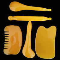 Scrapping plate and comb Antistress health SPA Chinese Traditional foot massager Body Massage
