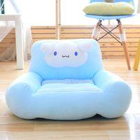 Fancytrader Lovely Plush Animals Dog Bear Cat Chair Anime Soft Kids Mini Sofa Cushion Doll Nice Gifts 7 Models