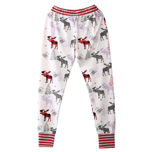 Christmas Family Match Clothes Women Kids Newborn Baby