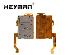 for Nokia 701 C7-00 (with flat cable)SIM Card Connector flat cable Replacement part cheap Heyman Sim Cards Adapters