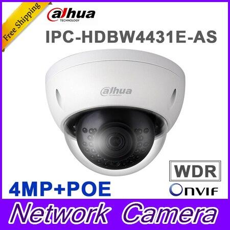 Original Brand 4MP IPC-HDBW4431E-AS replcae IPC-HDBW4421E-AS and IPC-HDBW4421E 4MP IR mini Dome Network Camera IPC-HDBW4431E-AS