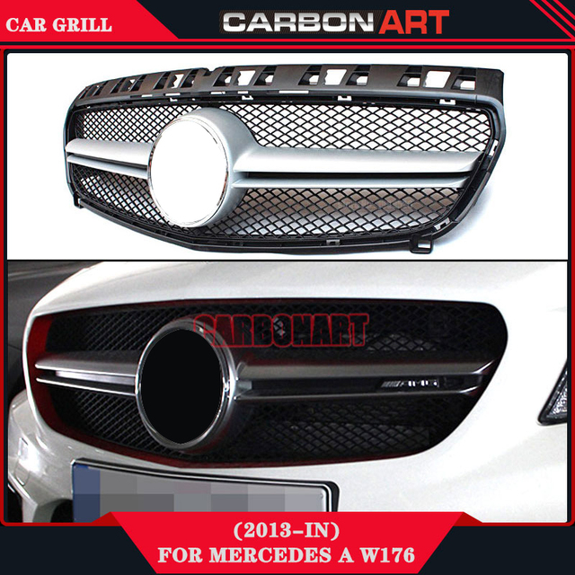 A45 style grille a class for mercedes w176 replacement for Looking for mercedes benz parts