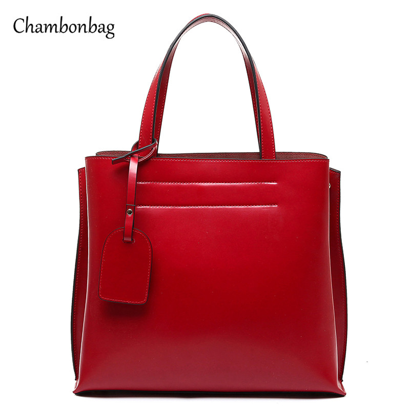 Genuine Leather Bags Ladies Real Leather Bags Handbags Women Famous Brand Designer Handbags High Quality Tote Bag for Women N192