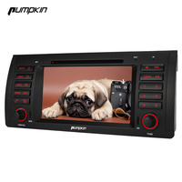Pumpkin 2 Din Android 5 1 Car DVD Stereo For BMW X5 E39 E53 M5 Support