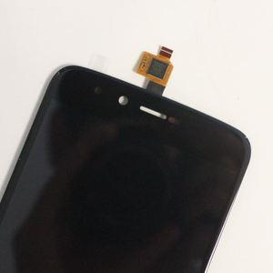 Image 3 - 5.5 inç HOMTOM HT50 LCD ekran + dokunmatik ekranlı sayısallaştırıcı grup 100% orijinal yeni LCD + dokunmatik Digitizer için HT50 + araçları