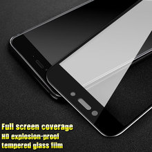 for redmi note 4X screen protector xiaomi full coverage tempered glass 4x protective